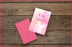 Watercolor Background Pink, Sublimation Watercolor Textures Product Image 4