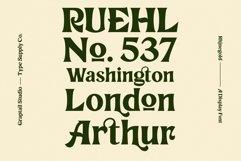 Rhinegold - Display Font Product Image 6