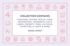 Line Icons - Christmas Product Image 2