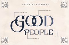 Colvert | Classic Vintage Font Product Image 5