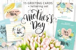 15 greeting cards for Mother's Day Product Image 1