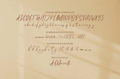 Web Font Honestly - A Beauty Signature Font Product Image 3