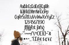 Web Font Berfina - Handlettering Font Product Image 4
