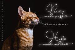 Emmanuella Signature Font Product Image 5