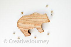 Baby wooden toy. Product Image 1