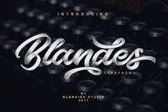 Blandes Product Image 1
