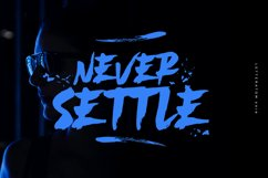 Never Settle Product Image 1