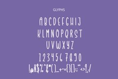 Omen Cute Display Font Product Image 2