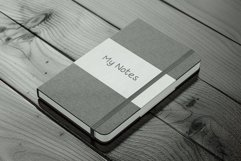 Take Note - A Casual Handwritten Font Product Image 3