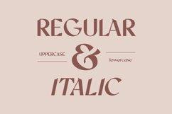 Eugenia - Ligature Serif Font Product Image 2