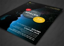 Minimal Colors Flyer Template Product Image 2