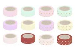 Masking TapeIllustration Clipart Product Image 3