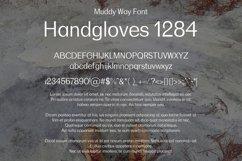 Muddy Way Font Product Image 2
