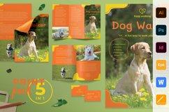 Dog Walker Print Pack Product Image 1