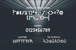 Madsense - Modern Futuristic Font Product Image 5