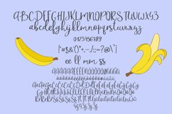 Banana Milshake Font Duo Product Image 2