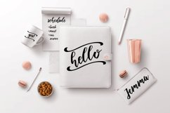 Adella Handlettered Product Image 4