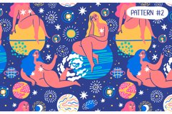 MOON CHILD illustrations & patterns Product Image 5