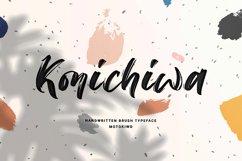 Konichiwa Brush Font Product Image 1