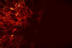 20 Red Abstract Plexus Backgrounds Product Image 4