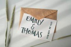 Chalkbird Handwritten Font Product Image 3
