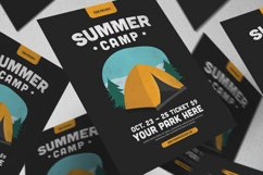 Summer Camp Flyer Product Image 1