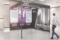 Exhibition Trade Show Shell Scheme Mockup Product Image 2