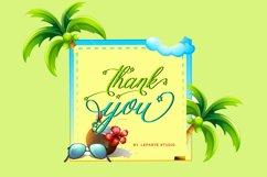 Coconut Script Product Image 5