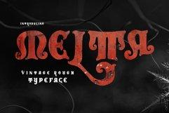 Meltta Typeface Product Image 1