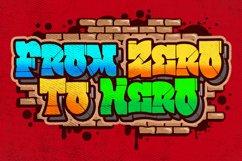Street Lord Graffiti Font Product Image 4