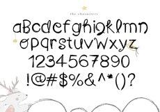 Winter Wonderland - A Fun Handwritten Font Product Image 6