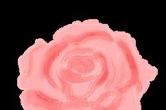 Mira & graphic watercolor & swirls Product Image 4