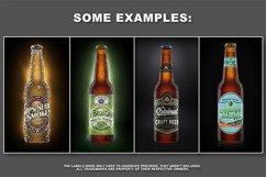 Beer Bottle Mockup Product Image 7