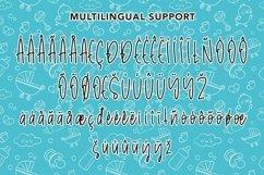 Web Font Mollie Friend - Joyful handwritten Font Product Image 6