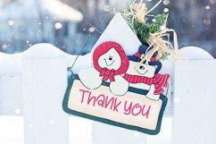 Planet Santa - Beautiful Christmas Font Product Image 4