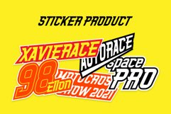 Xavierace Product Image 8