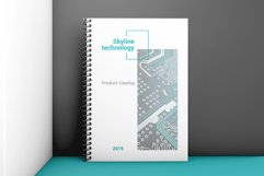 Spiral Book Binding Mockups Product Image 3