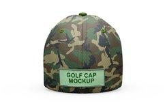 Golf Cao Mockup Product Image 7
