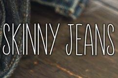 Skinny Jeans + Bonus Product Image 1