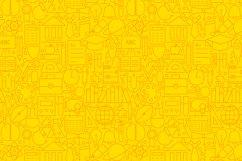 School & Education Line Tile Patterns Product Image 4
