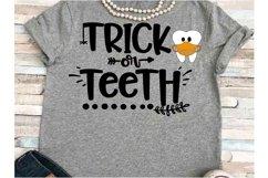 Dental SVG DXF JPEG Silhouette Cameo Cricut Halloween teeth Product Image 1
