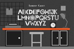 Back To School Font Product Image 3