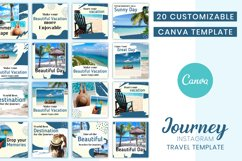 Journey Instagram Travel Template Product Image 4