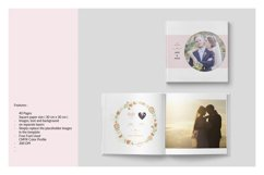 Wedding Photo Album Template Product Image 4