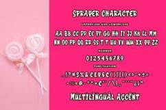 Sprayer - Playfull Font Product Image 4