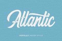 Hersley Typeface Product Image 2