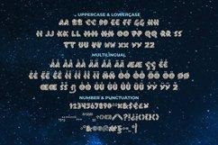 Web Font Black Hole Font Product Image 2