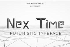 Nex Time Font Product Image 1