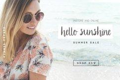 Summer Escape Font Duo Product Image 3
