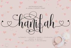 Hanifah Font Product Image 1